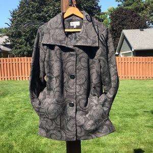 Beautiful grey winter coat